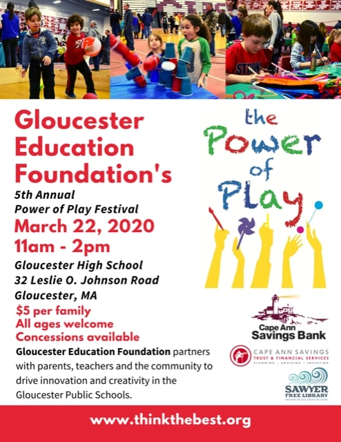 GEF+to+host+5th+annual+Power+of+Play+festival