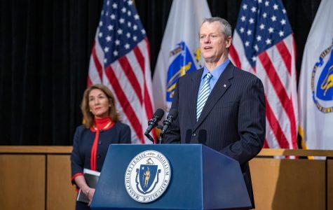 Gov. Baker announces four-phase plan to reopen