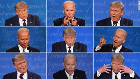 Debate moderators need a mute button