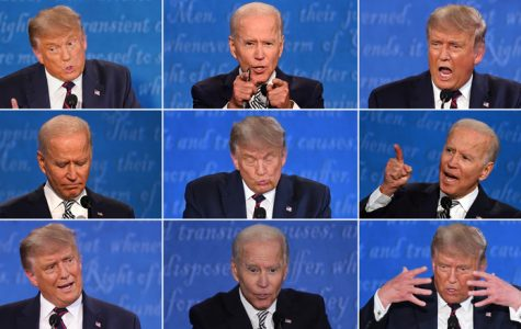 Debate moderators need a mute button