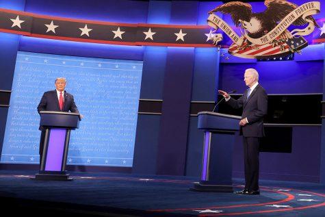 Joe Biden and Donald Trump clash in final Presidential Debate