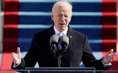President Biden calls for unity in inaugural address
