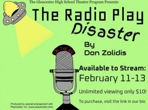 "Drama club produces virtual show ""The Radio Play Disaster"""