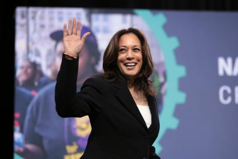 Harris brings long awaited representation to executive branch