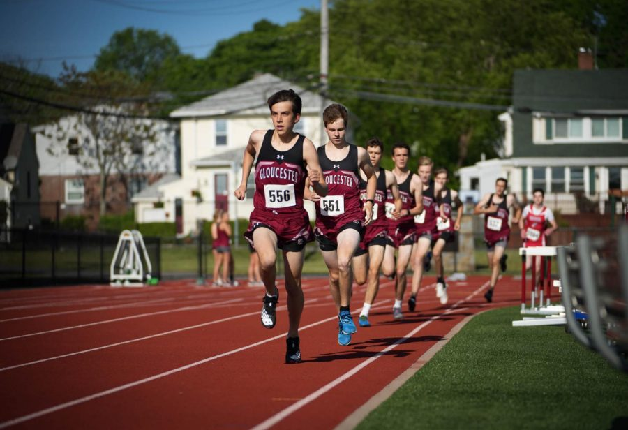 GHS track dominates with strong win over Salem