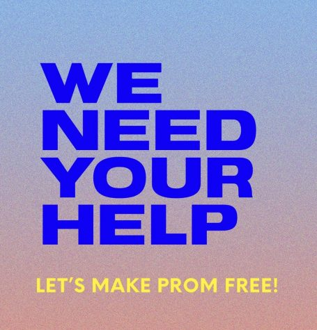 Help make prom free!