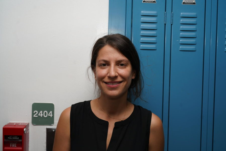 GHS welcomes new science teacher Amanda Pastel