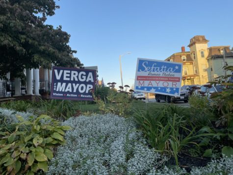 Meet your candidates for mayor